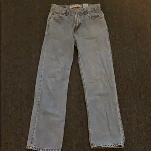 Levi 505 jeans